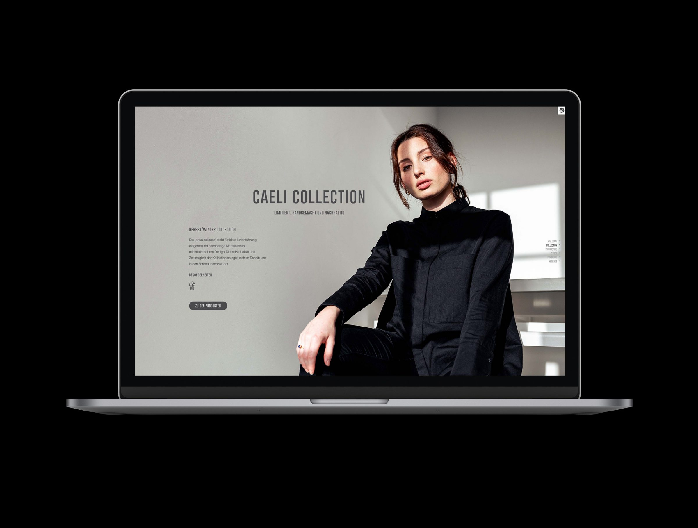nachhaltige Mode – CAELI Design – Collection