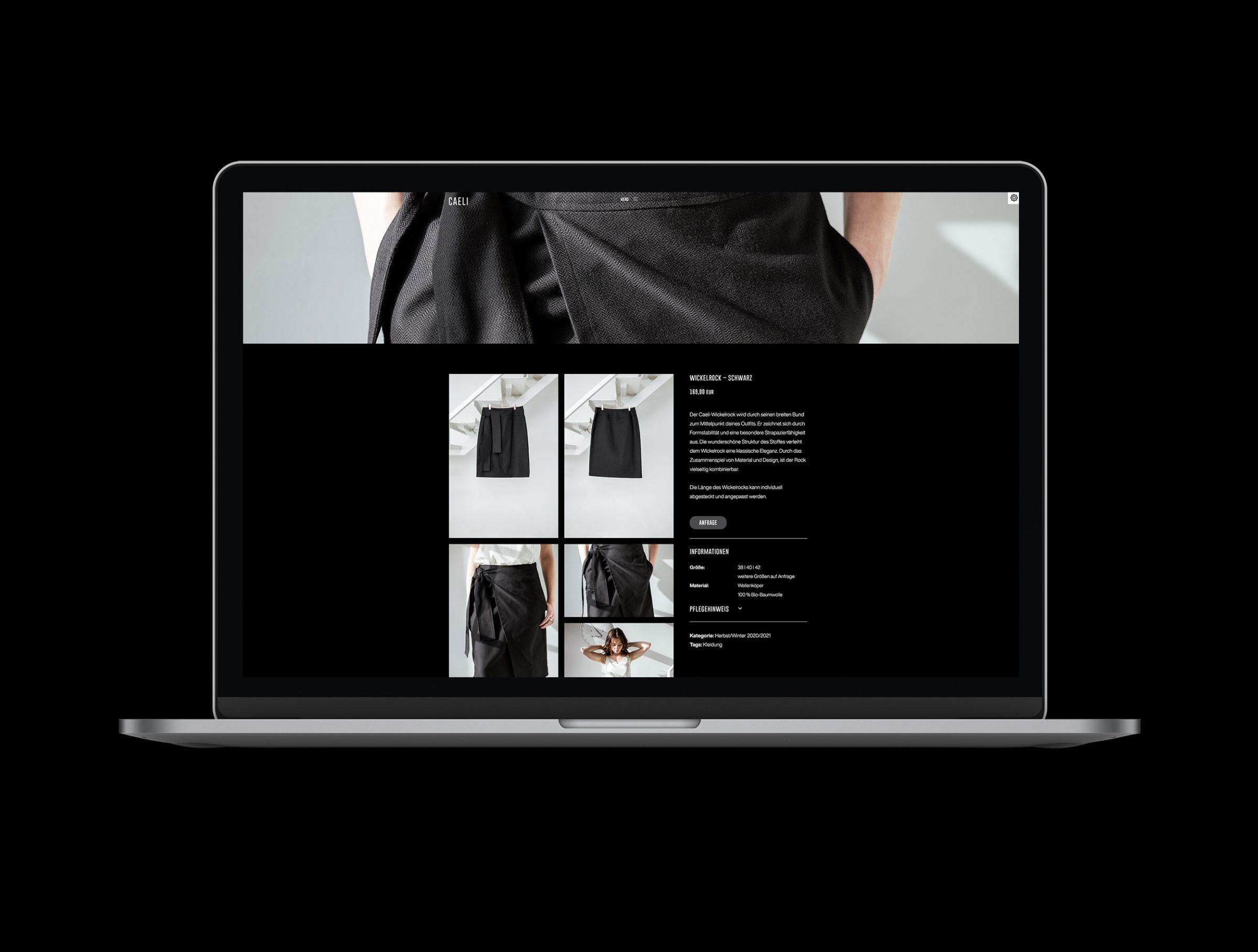 nachhaltige Mode – CAELI Design – Produkte