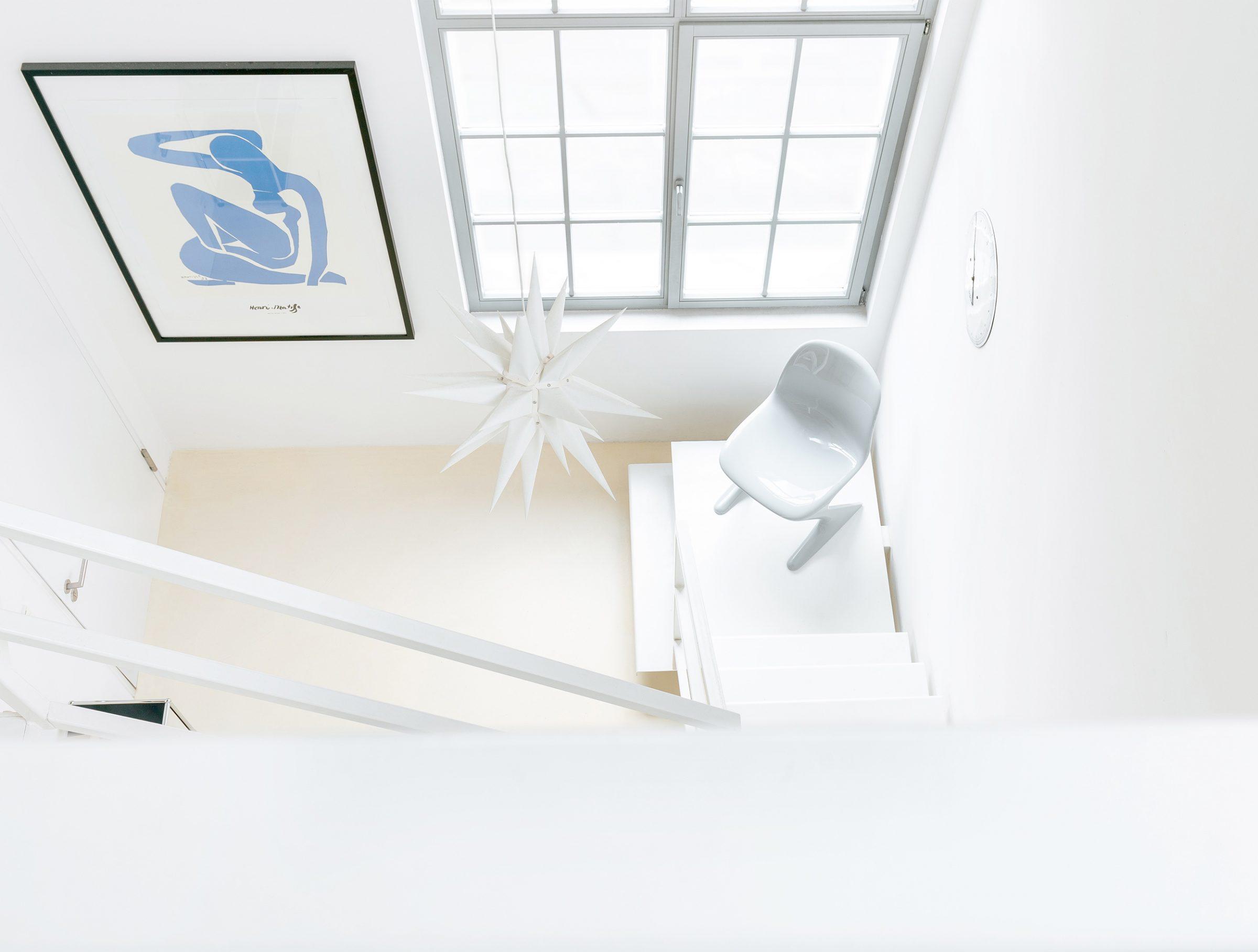 z.stuhl Klassisches Möbeldesign - Treppenhaus