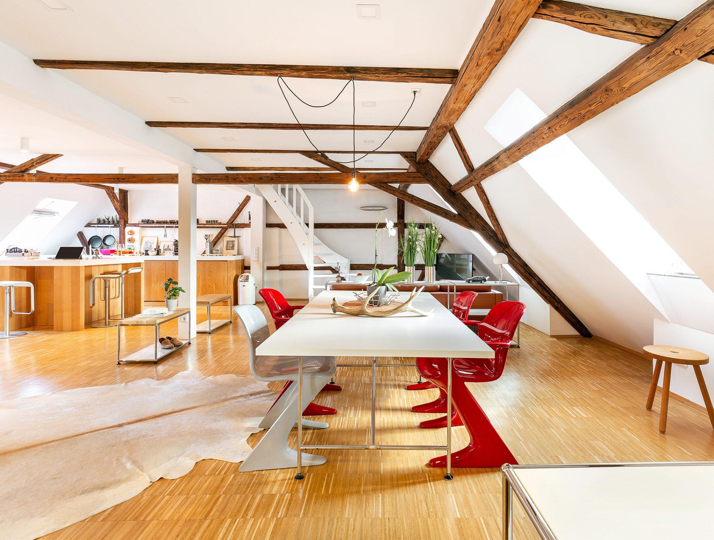z.stuhl Klassisches Möbeldesign - Loft